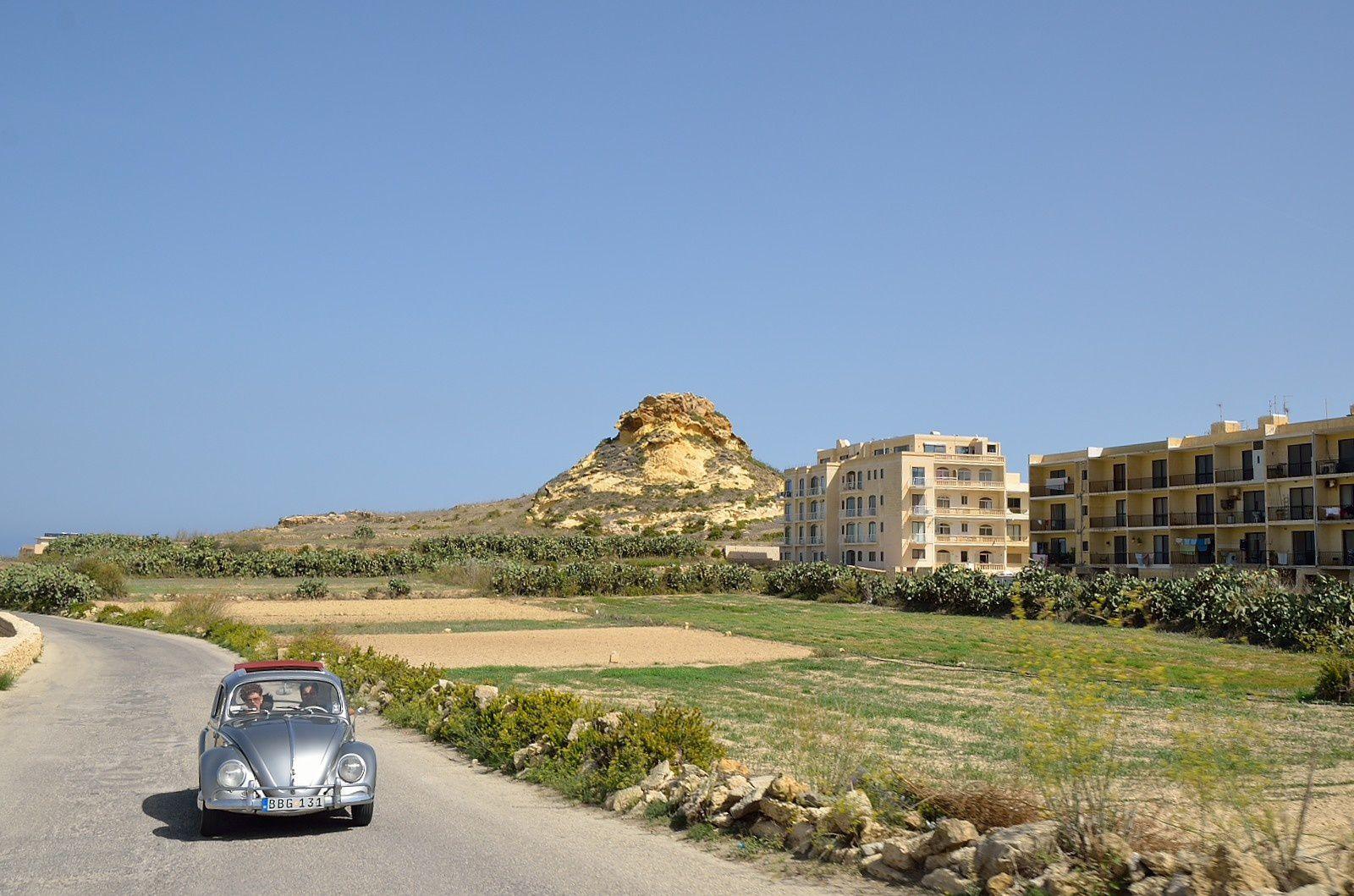 Sur les routes de Gozo