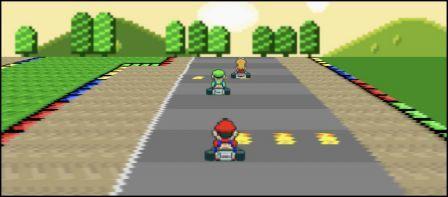 Mario Kart Javascript