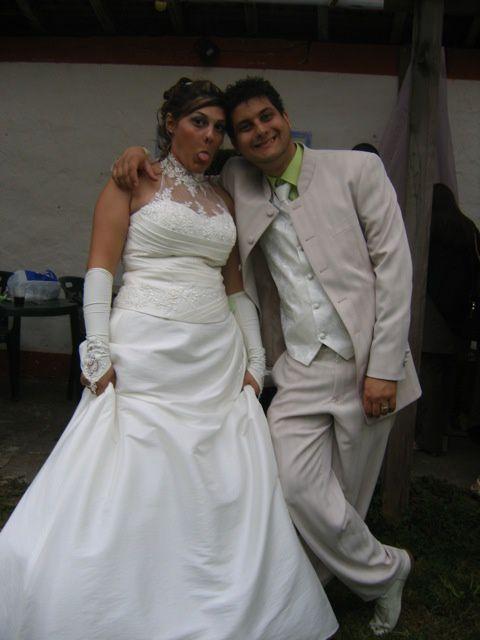 Hadrien Marielle mariés