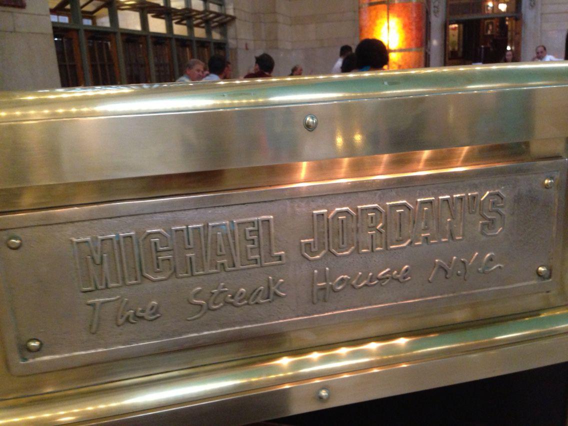 J ai testé le restaurant de Mickael Jordan