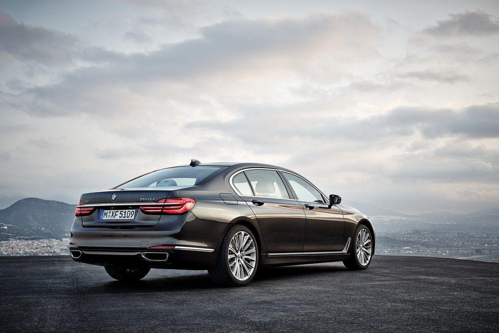 BMW série 7 : la clé de l'innovation