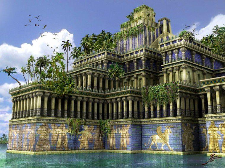 Les Jardins Suspendu de Babylone