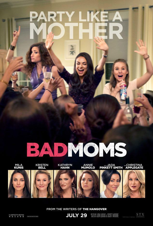 Affiche du film : BadMoms
