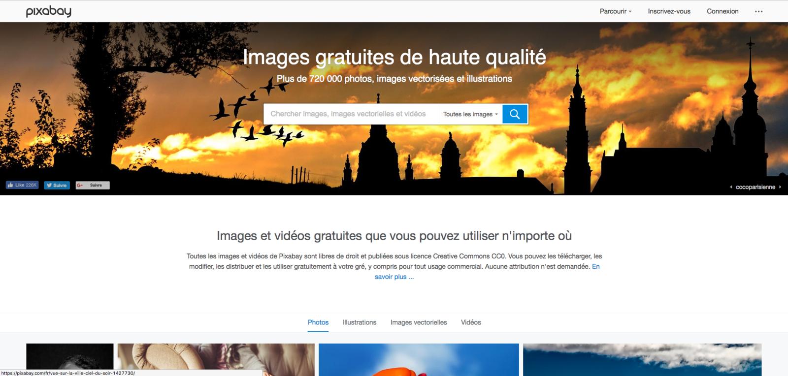 Banque d'image : Pixabay