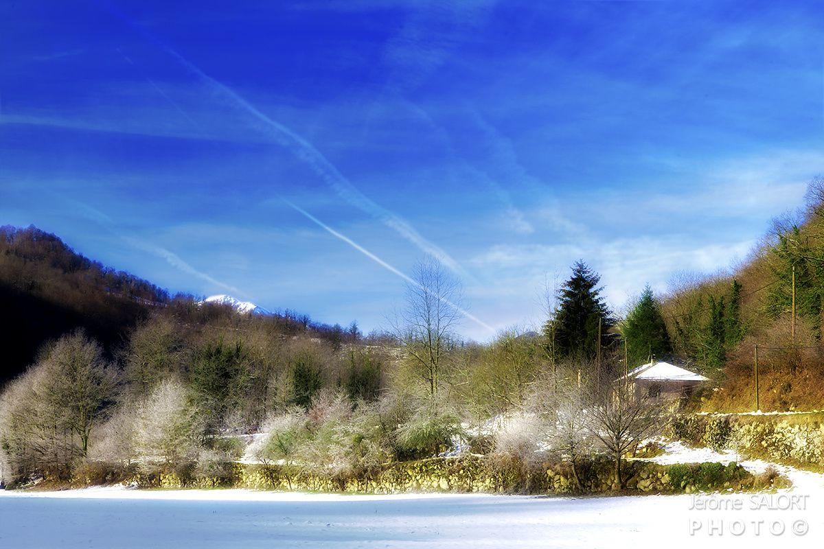 L'hiver en Ariège