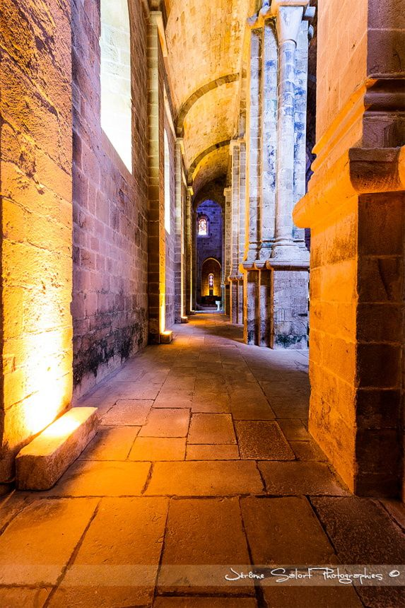 Abbaye Sainte-Marie de Fontfroide - ©Jérôme SALORT / SBTeam.fr