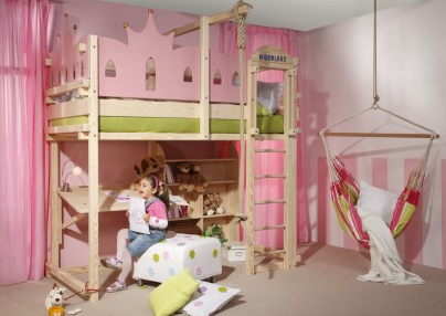 Camerette per bimbi gioco e funzionalit oggi mamma news - Camerette da sogno per bambini ...