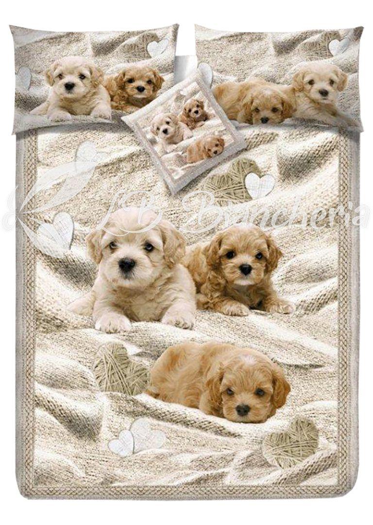 Copripiumino  cuccioli