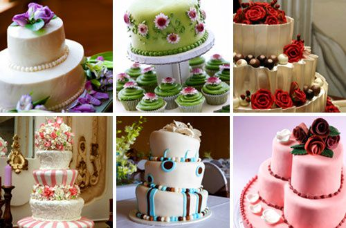 Wedding Cakes A Guide To Cake Shapes