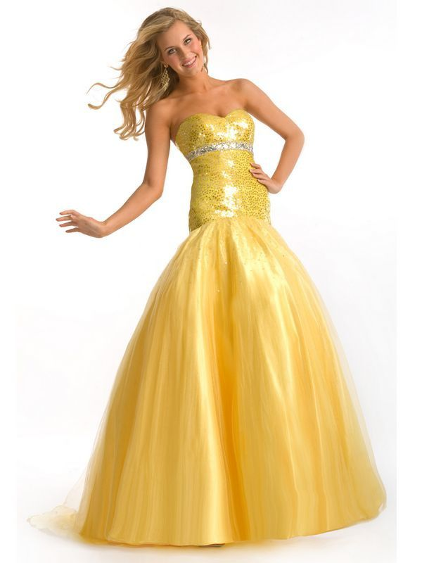 Prom Party Dresses 2012