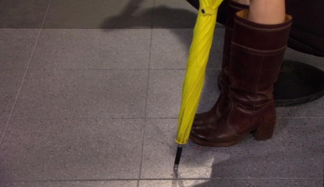 L'histoire du Parapluie Jaune (How I Met Your Mother)