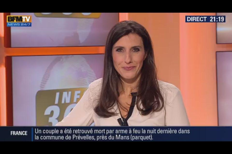 [EN CE MOMENT] NATHALIE LEVY ce soir sur BFM TV pour INFO 360