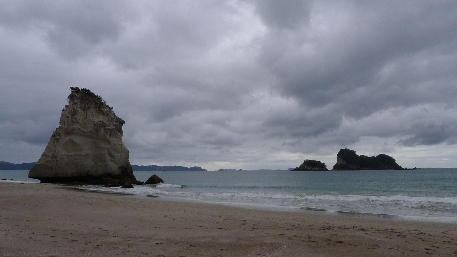 TDM épisode 20 - La vraie aventure Néo Zélandaise: L'île du Nord, le Mordor et puis la fin aussi.