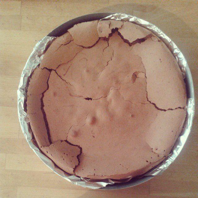 Gâteau au chocolat léger sans beurre
