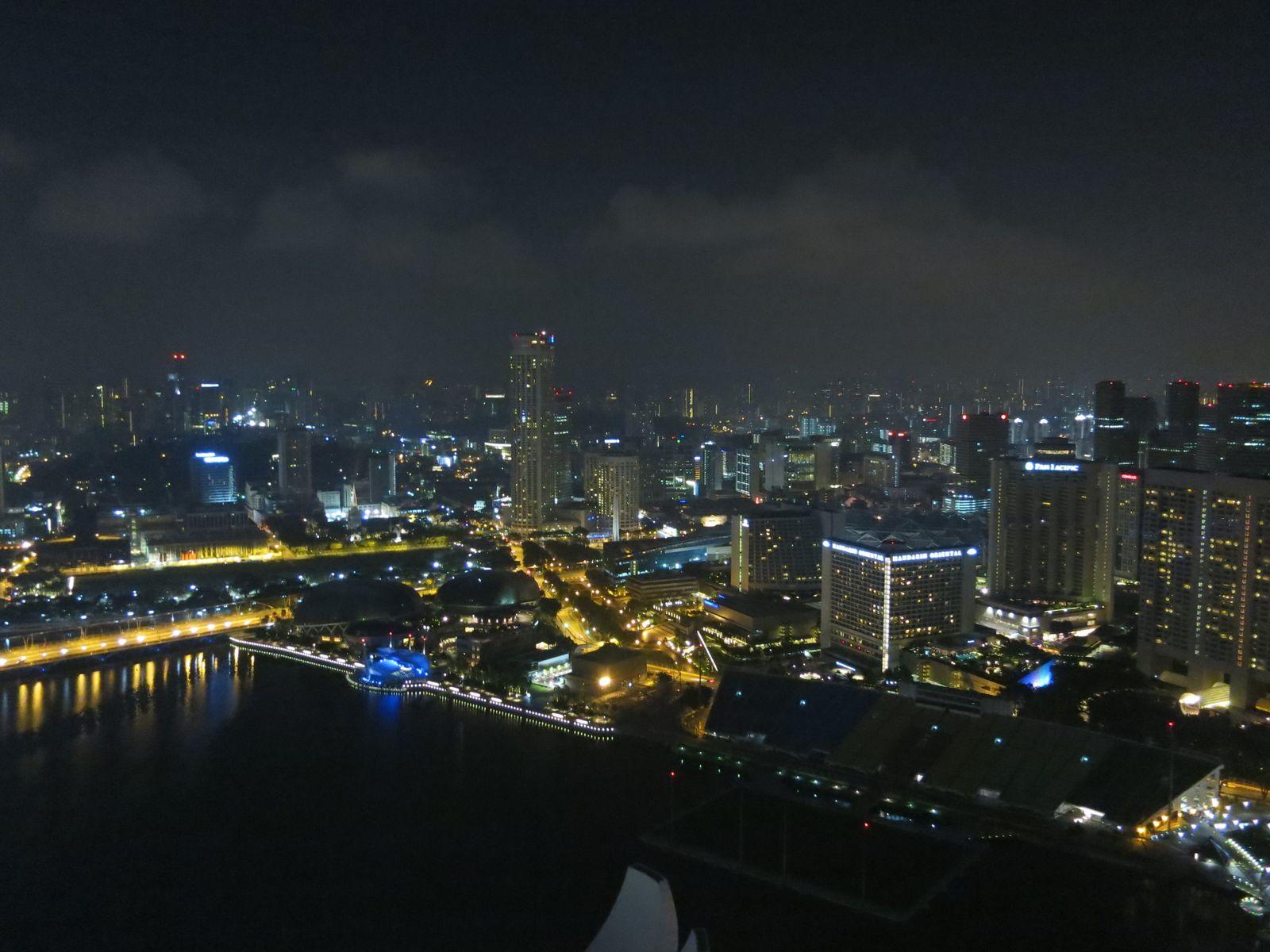 Singapour: la ville du Lion!