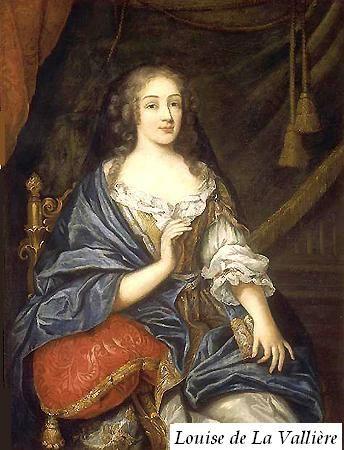 Les amours de Louis XIV