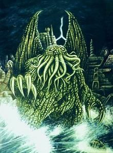 L'Appel de Cthulhu - H.P. Lovecraft et A. Derleth