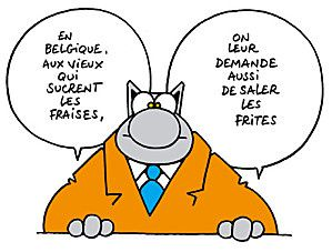 Ma langue au Chat - Philippe Geluck
