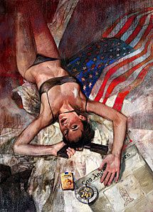 The last days of American crime - R. Remender &amp&#x3B; G. Tocchini