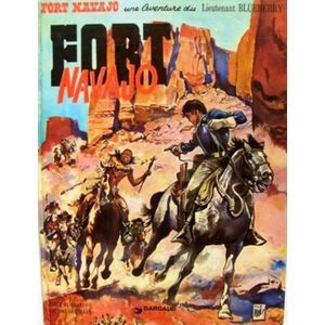 Blueberry - Fort Navajo - Charlier &amp&#x3B; Giraud