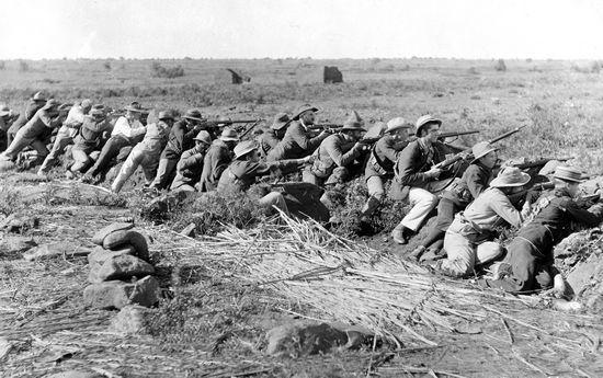 La guerre des Boers