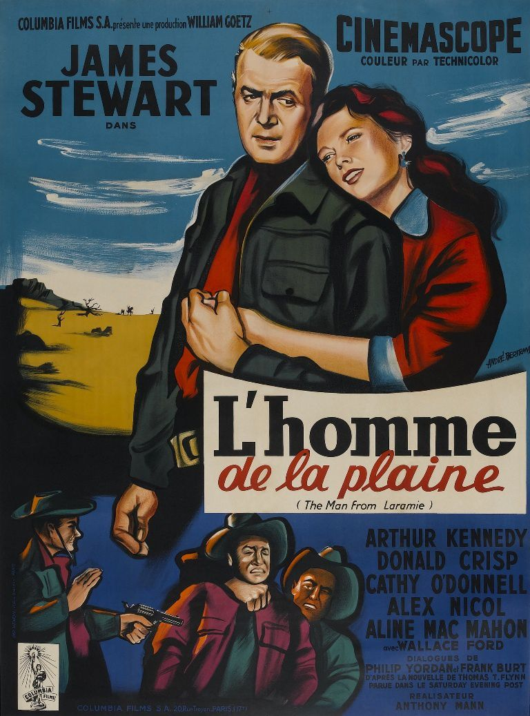 L'Homme de la plaine - Anthony Mann