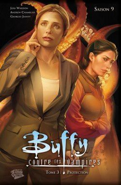 Buffy contre les Vampires - Saison 9 Tome 3 : Protection