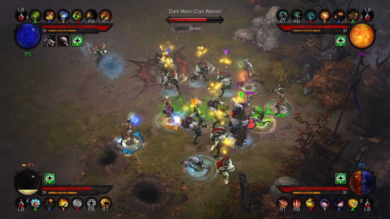 Diablo III - Blizzard Entertainment