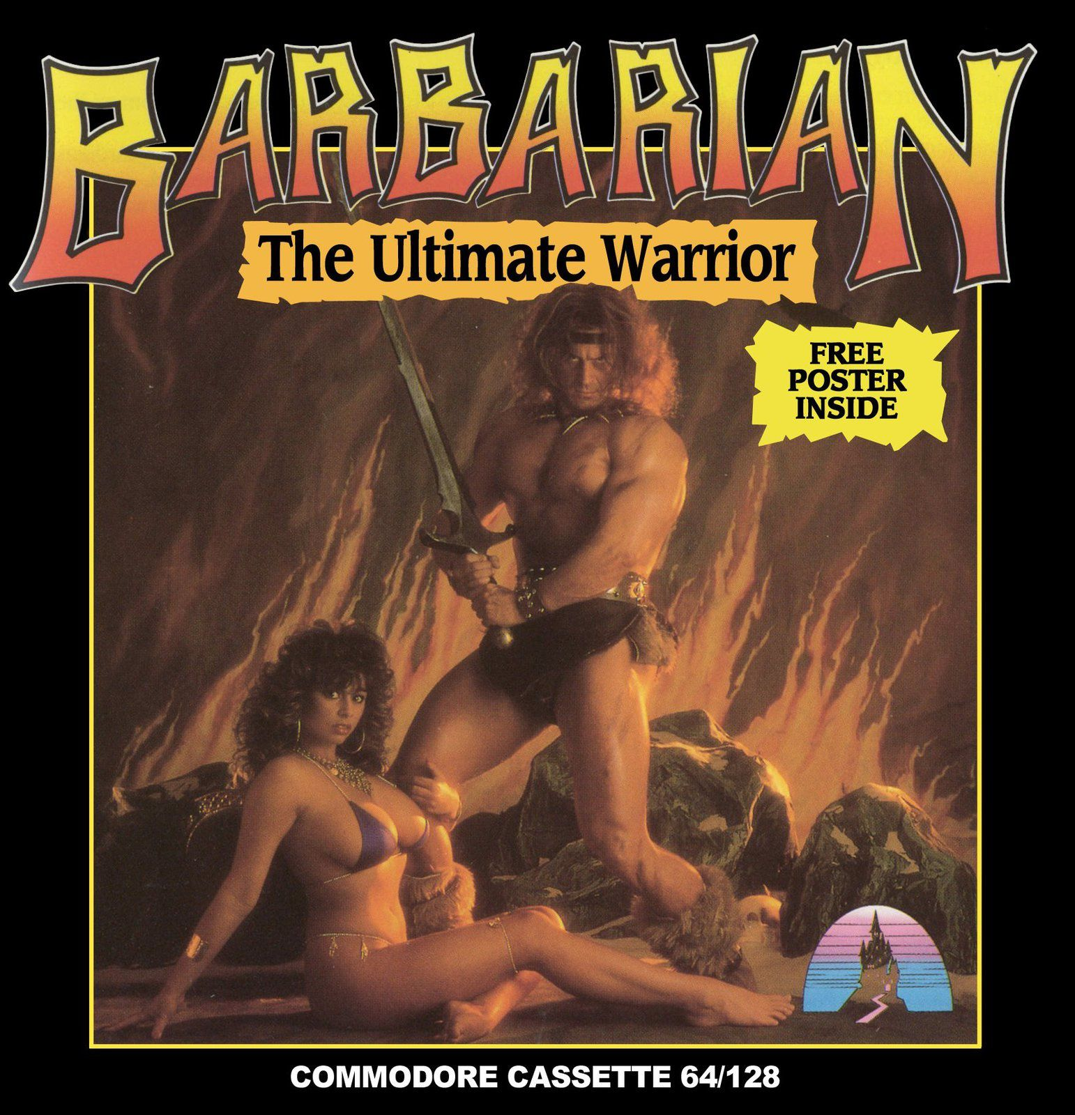 Barbarian the Ultimate Warrior - Palace Software