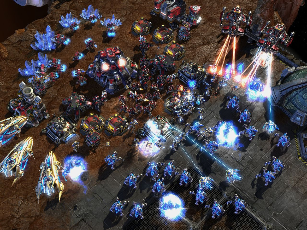 Starcraft II - Wings of Liberty - Blizzard Entertainment