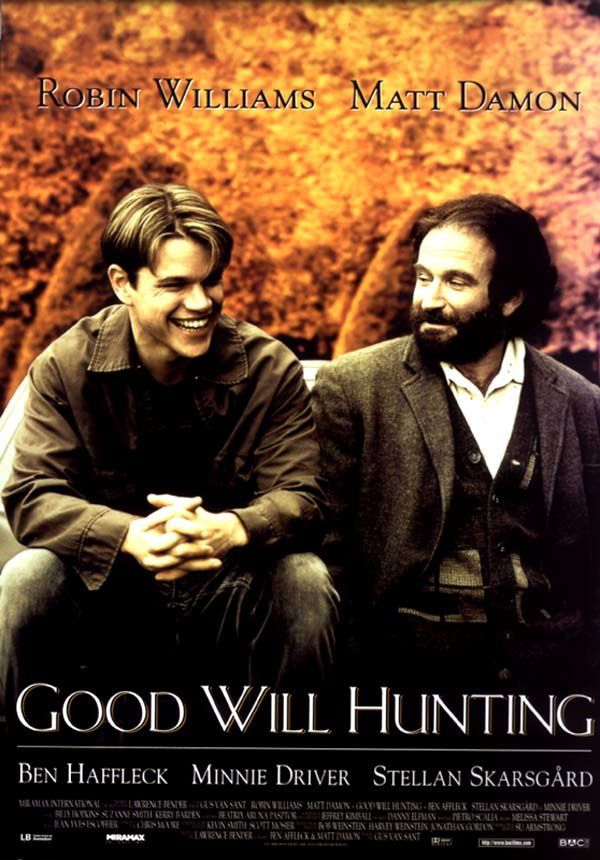 Will Hunting - Gus Van Sant