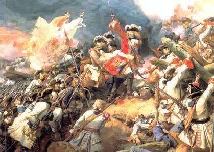 Les guerres du règne de Louis XIV (2ème partie)