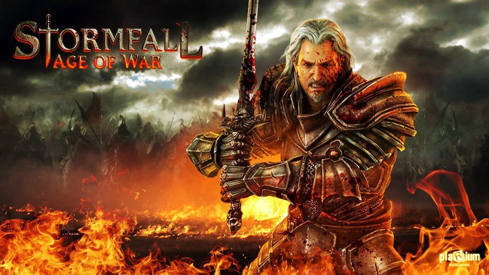 Stormfall : Age of War - Plarium