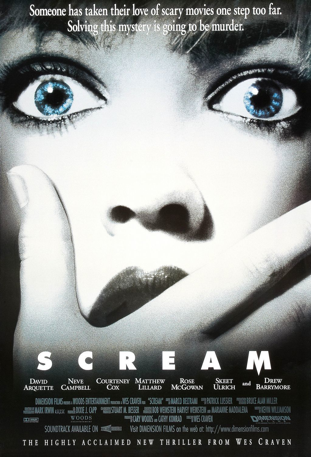Scream - Wes Craven