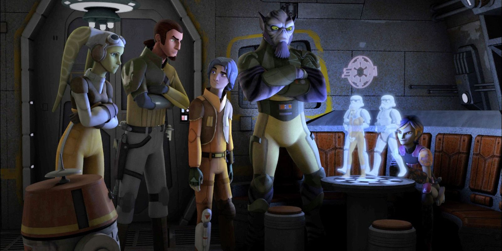 Star Wars Rebels - Saison 1