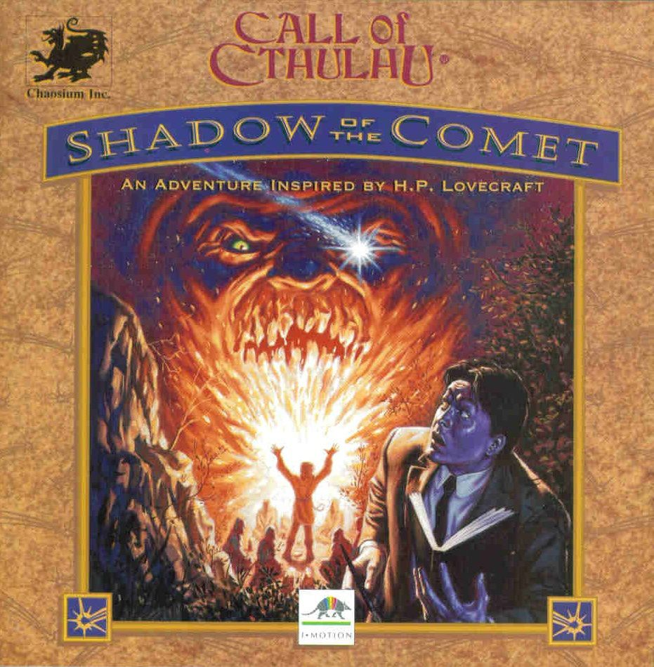 Call of Cthulhu - Shadow of the Comet - Infogrames