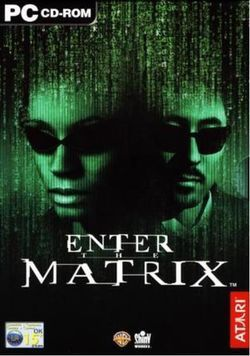 Enter the Matrix - Atari