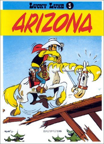 Lucky Luke : Arizona - Morris