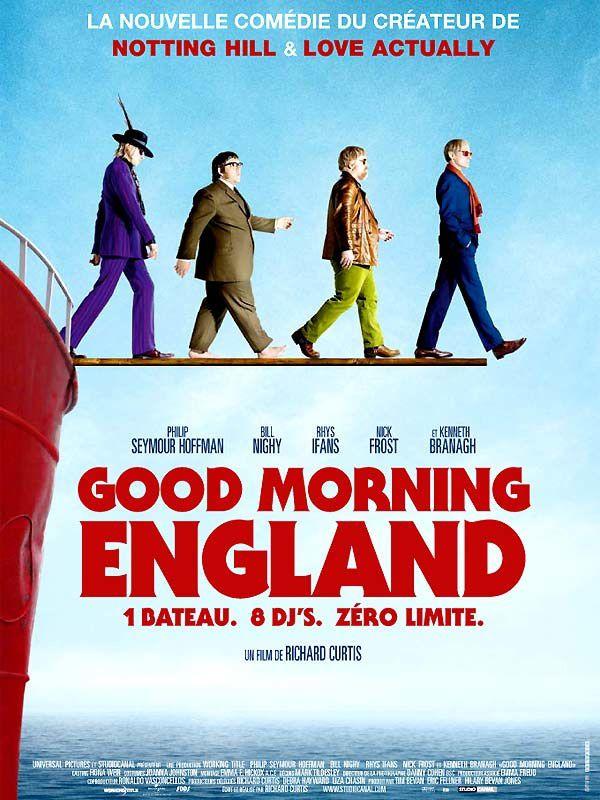 Good Morning England - Robert Curtis
