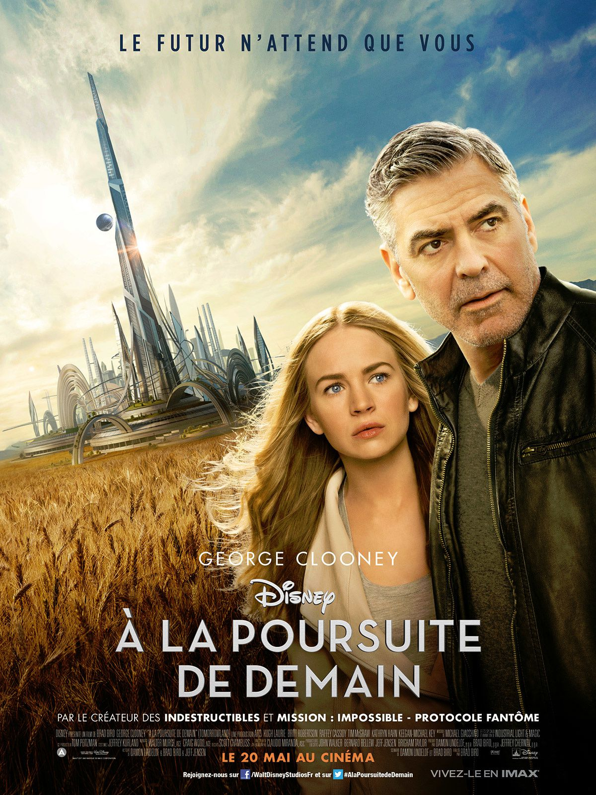 A la poursuite de demain - Brad Bird