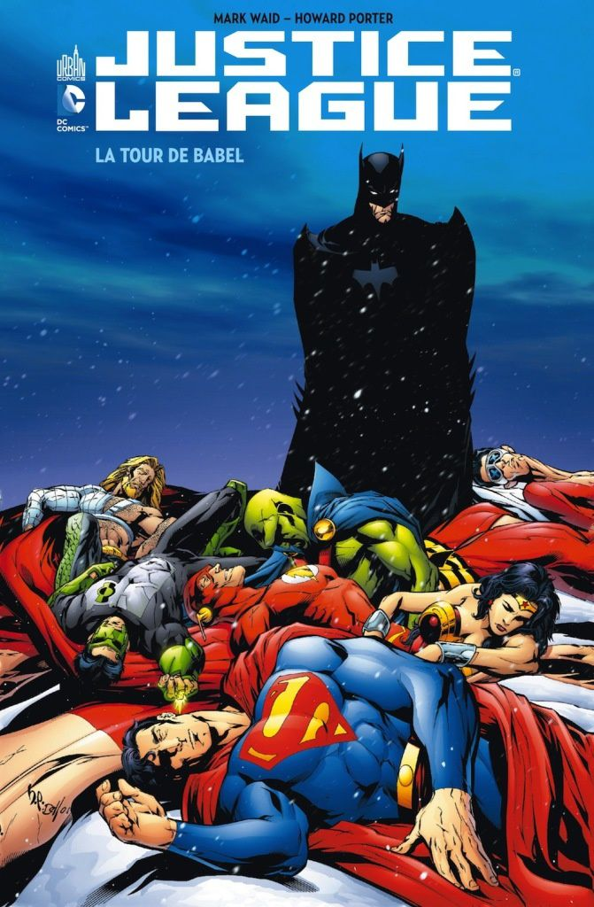 Justice League : La Tour de Babel - Mark Waid