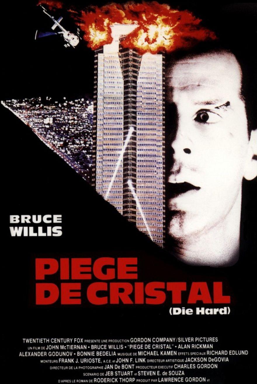 Die Hard - Piège de Cristal - John McTiernan