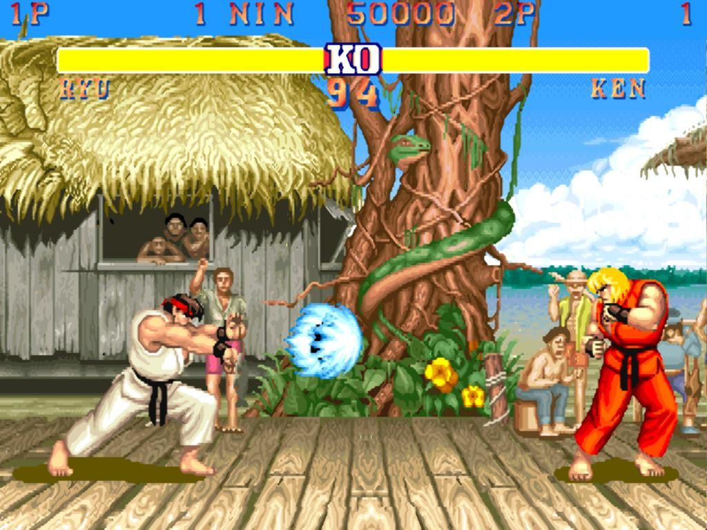 Street Fighter II - Capcom