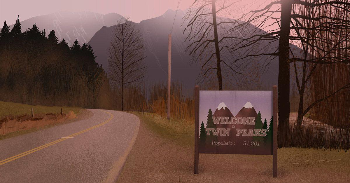 Twin Peaks - David Lynch