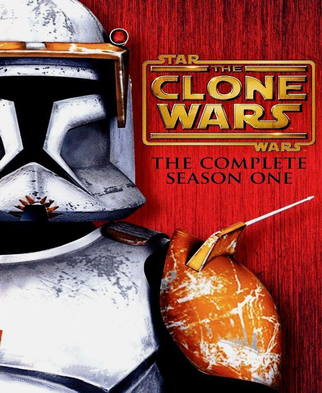 Star Wars : The Clone Wars - Saison 1