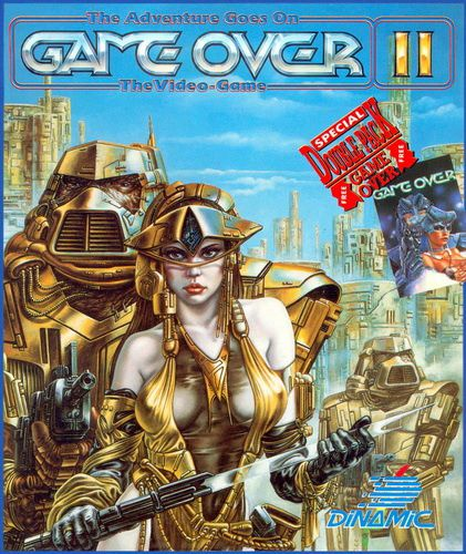 Game Over II - Dynamic Software