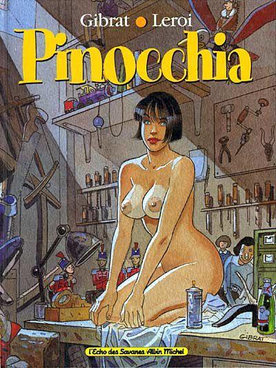 Pinocchia - Leroi &amp&#x3B; Gibrat