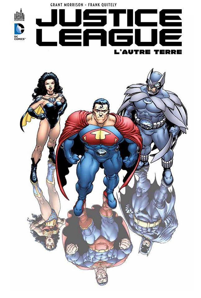 Justice League - L'autre Terre - Morrison  &amp&#x3B; Quitely