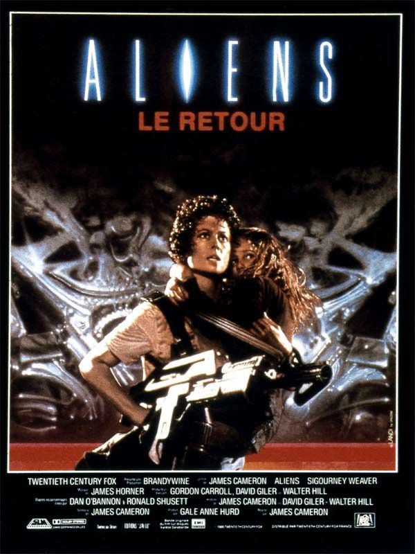Aliens, le retour - James Cameron
