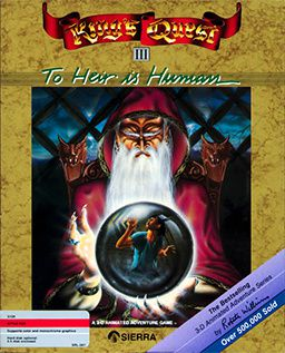 King's Quest III - To Heir is Human - Sierra On-Line
